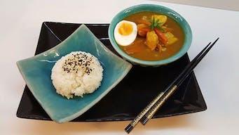 Karakuchi curry