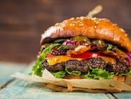 Śląski Burger Wołowy