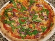 Pizza Prosciutto crudo alla Barese