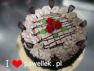 tort czekoladowy 1-1,2kg