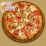Pizza ulubiona: Deluxe z boczkiem