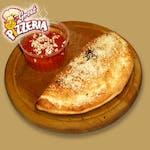 Pizza panzarotti: Mięsna