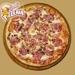 Pizza ulubiona: Mięsna