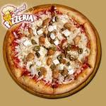 Pizza ekstra: Kurczak
