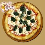 Pizza ekstra: Szpinak
