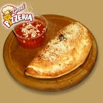 Pizza panzarotti: Wegetariańska