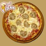 Pizza ekstra: Tuńczyk