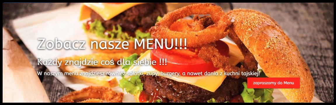 Jedzenie z dowozem w Mysowicach - zobacz menu