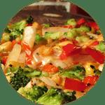 Pizza Halusia