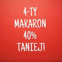 CZWARTY MAKARON 40% TANIEJ