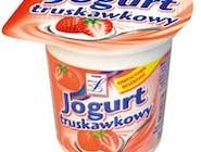 Łobżenica Jogurt truskawkowy 150G/KU. 1 PA  Numer artykułu 15763129