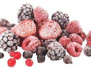 """Mr Mieszanka owoców leśnych """"Extra"""" (z truskawkami), 2,5 KG/TU jeżyny, truskawki, jagody, maliny, czerwone i czarne porzeczki DUŻE OPAKOWANIE 2,5 KG  Numer artykułu 10358542"""