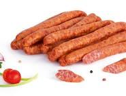 Duda Frankfurterki parzone ok.0,8kg, 65% mięso wieprzowe,3% mieso indycze. 0,8 KG Kiełbasa wieprzowo-drobiowa.Osłonka jadalna barania 18-20szt. Numer artykułu 16262508