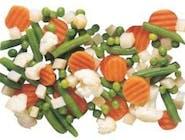 Mr Ardo Bukiet warzyw wiosennych, 2,5 KG/TU marchewka, groszek, ziel.fasolka szparagowa cięta, kalafior, kalarepa  DUŻE OPAKOWANIE 2,5KG !!  Numer artykułu 20034573