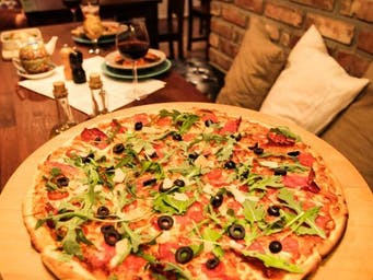 Nasza pyszna pizza :-)