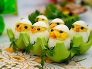 Jajko faszerowane