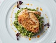 Pierś z kurczaka z kostką supreme z Ratatouille z warzywami