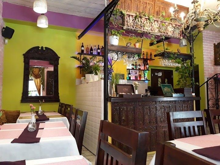 Indian Palace Restauracja Indyjska Lublin Oficjalna Strona