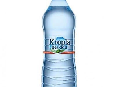 woda gazowana Kropla Beskidu