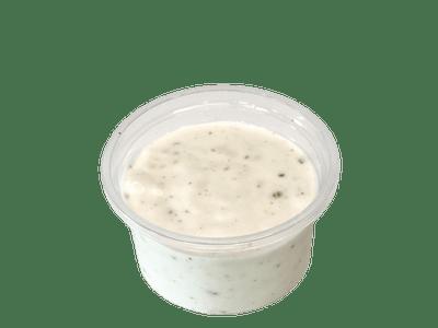 czosnkowo-ziołowy (własnej produkcji)