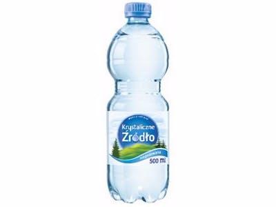 woda niegazowana
