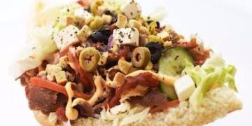 Kebab GRECKI