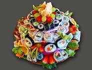 Tort z sushi - zamówienia WYŁĄCZNIE telefonicznie 793 048 164