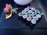 2 - HOSO LUNCH - 16 szt + zupa MISOSHIRU gratis (205g)