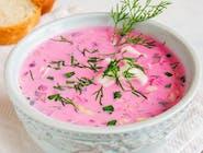 Zupa Chłodnik z botwinki