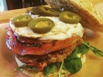 Pancetta Burger