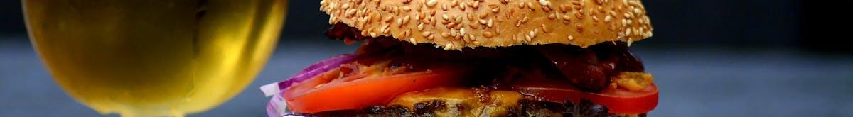 Burgery z wołowiny rasy Red Angus, 200g