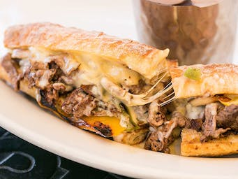 Philli cheese steak