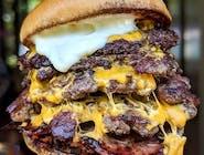 Smash Cheese&Bacon w zestawie