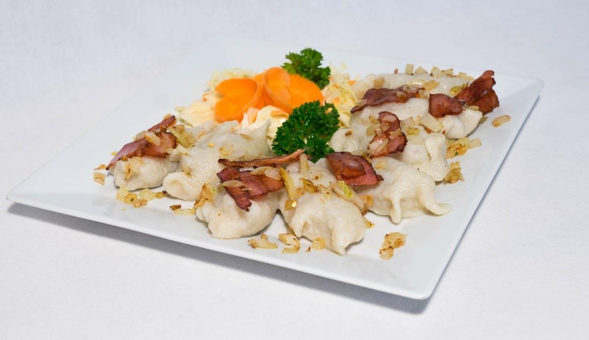 Pierogi Wytrawne - Obiadowe