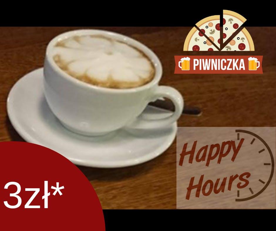 Kawa Cappuccino 3 zł