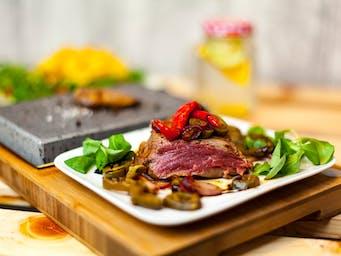 Steak z polędwicy wołowej