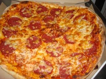 Pizza Caciatore
