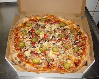 Pizza Zbójnicka