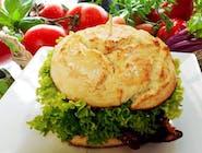 Burger Farmerski (z bułką ziemniaczaną)