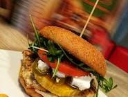Burger miesiąca luty- zestaw