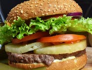 Burger Tropical