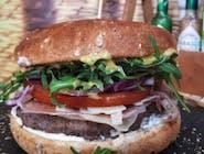Burger miesiąca - czerwiec zestaw