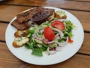 Stek z rostbefu a'la Tępa Strzała w Zadzie Bizona