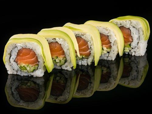 Green salmon