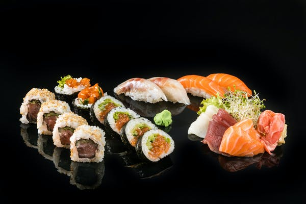 Sushi&sashimi set 20szt.
