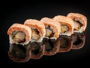 Ebi salmon hot