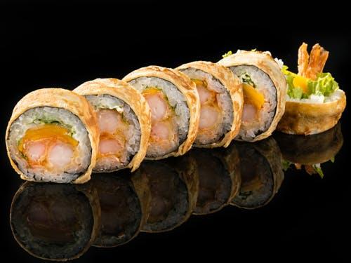 Ebi sweet roll