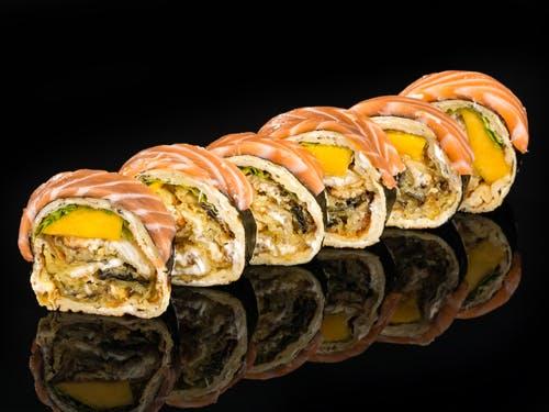 Unagi sweet roll