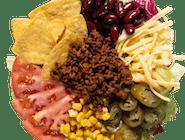 Meksykański z wołowiną