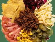 Meksykańska z wołowiną